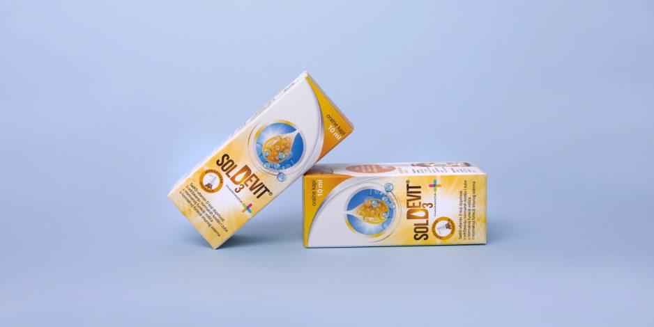 Nova doza vitamina D Iz Pharmanove!