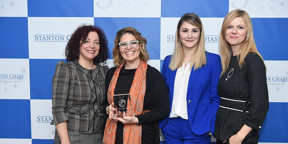 TALENT MANAGEMENT AWARD PRIZNANJE ZA RAZVOJNI PROJEKAT